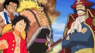 5 Personen die so stark sind wie Gol D. Roger aus One Piece 💥