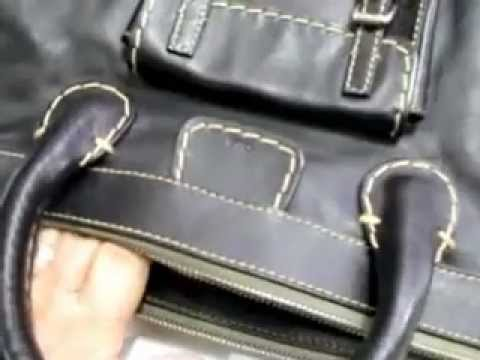 chloe bag sale uk - Chloe Edith Black Leather Purse Bag Authentic - YouTube