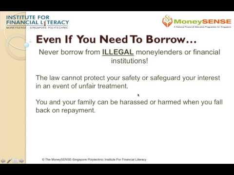 Bankruptcy and Borrowing
