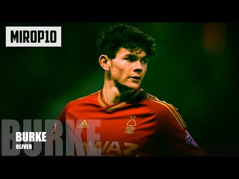 OLIVER BURKE ✭ W.B.A ✭ THE NEW GARETH BALE |Skills & Goals| ®