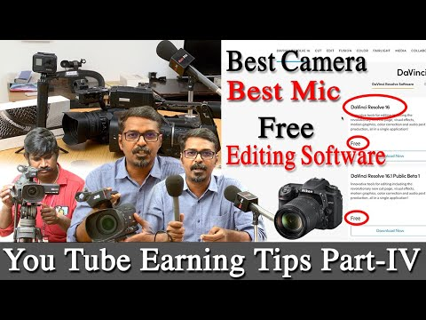 dslr camera Vs video camera Vs gopro hero 7 black and best microphones youtube earning tips part 4   Download free editing software for mac and for windows https://www.blackmagicdesign.com/products/davinciresolve/  JVC HM 650 mobile news camera  http://pro.jvc.com/prof/attributes/features.jsp?model_id=MDL102154  JVC Hm 190 AG 4k Camera  https://www.amazon.in/JVC-GY-HM190AG/dp/B07FJVWP43  Gopro Hero 7 black  https://www.amazon.in/GoPro-HERO7-Black-Waterproof-Stabilization/dp/B07GDGZCCH/ref=sr_1_4?adgrpid=64463258808&gclid=EAIaIQobChMInM_4-tSJ5AIV0YBwCh0r7wazEAAYASAAEgLZz_D_BwE&hvadid=294150763159&hvdev=c&hvlocphy=1007809&hvnetw=g&hvpos=1t1&hvqmt=b&hvrand=13651103222480865009&hvtargid=kwd-426195105092&hydadcr=25213_1773655&keywords=gopro+hero+7+black&qid=1566036614&s=electronics&sr=1-4  Video shot in JVC Hm 190 AG 4k Camera  https://youtu.be/zPE6KLJ5oLI  Video shot in gopro hero 7 black  https://youtu.be/vZLd9sBZszw  JVC in BBC  https://www.tvtechnology.com/news/bbc-to-add-500-jvc-gyhm650-prohd-camcorders-for-newsgathering  In this episode we have discussed and compared some of the well-known cameras in the market including DSLR VS video camera and GoPro Hero 7 black, we have also discussed on various microphone types and their usages. this the part 4 of YouTube earning tips video that we have been doing on weekly basis,  tune in for more  no to know more about on YouTube earning tips and  how to grow your YouTube channel and to know more about video making and video related equipments.      For More tamil news, tamil news today, latest tamil news, kollywood news, kollywood tamil news Please Subscribe to red pix 24x7 https://goo.gl/bzRyDm red pix 24x7 is online tv news channel and a free online tv