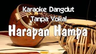 Karaoke - Harapan Hampa (dangdut)