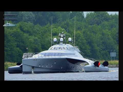 GALAXY OF HAPPINESS - Yacht - Cayman Islands  (Корабли и суда мира.Слайдшоу)