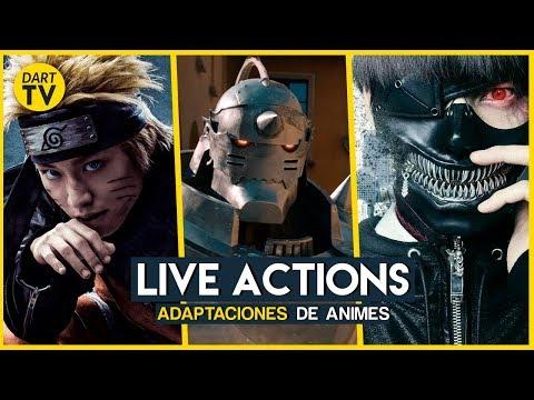 10 Próximas Películas Basadas en Animes   Live Action que se vienen