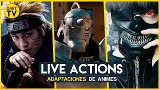 10 Próximas Películas Basadas en Animes | Live Action que se vienen