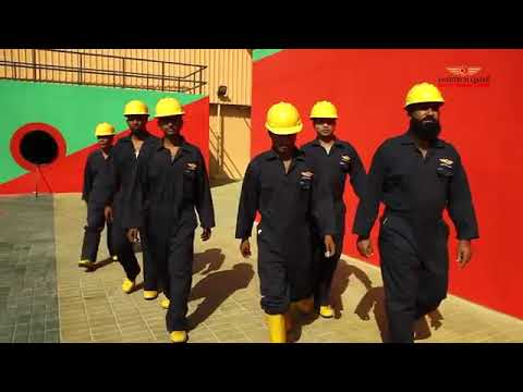 Enertech Qatar Safety Training Centre