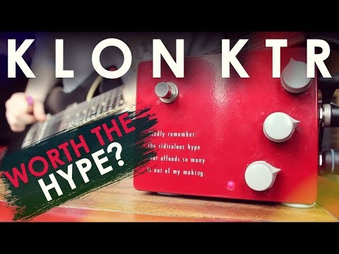 Friday Fretworks - Klon Centaur KTR: Worth the Hype?!