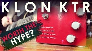 Friday Fretworks - Klon Centaur KTR: Worth the Hype?!