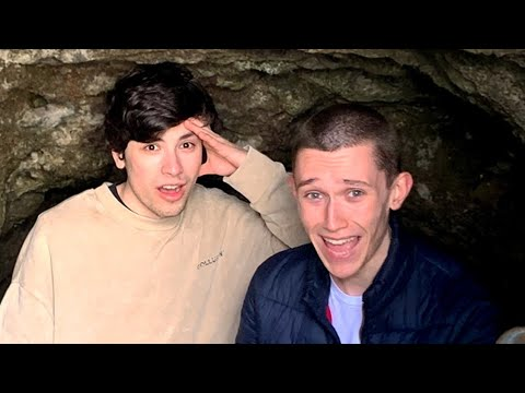 We got lost in a Cave...