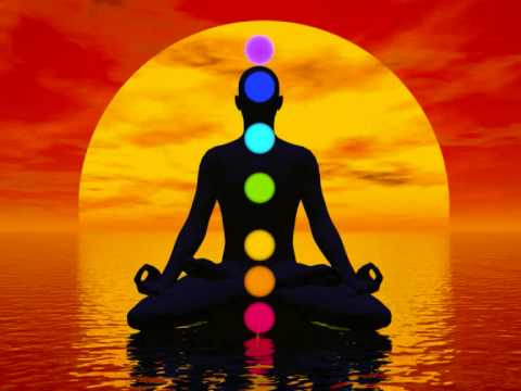 Before Sleep   Spoken Guided Meditation   Chakra Alignment   Chakra Balance
