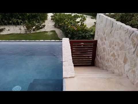 Secrets Playa Mujeres Preferred Club Master Suite Ocean Front Private Pool Pt. 2