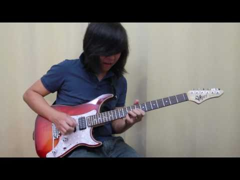 """Starry Night"" - Joe Satriani (Cover) by Jack Thammarat"