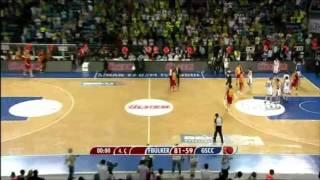 Fenerbahçe ülker 81 - 59 Galatasaray Cafe Crown BBL Play-off Final Serisi İlk Maçı Geniş özet