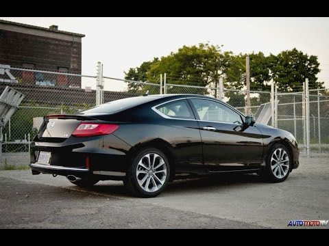 2015 Honda Accord Coupe: Review & Road Test