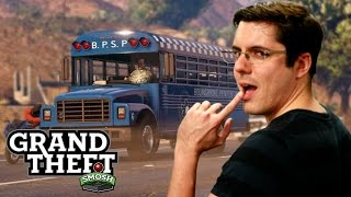 Gambar cover PRISON BREAK HEIST! (Grand Theft Smosh)