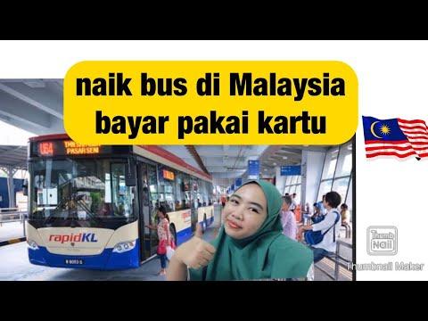 public transport in kuala lumpur  JOM naik rapid Kl #vlogtki #tkidimalaysia #cultureshockinmalaysia
