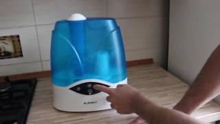 Увлажнитель воздуха с ионизатором Element ES-601 видео обзор