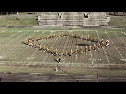 1981 Nacogdoches High School Band UIL Marching Contest