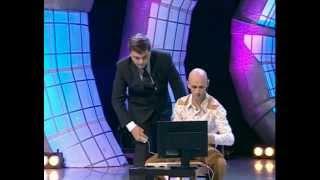 КВН Медведев и Путин у компьютера
