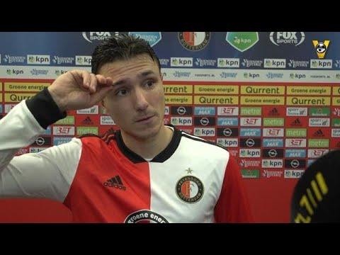 'Ik denk dat iedere Feyenoorder blij naar huis gaa - VOETBAL INSIDE
