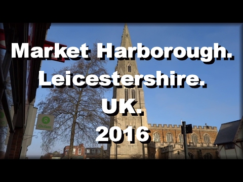 HD. Mkt Harborough Leicestershire  2016