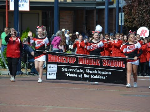 69th Armed Forces Day Parade ~  Ridgetop Middle School