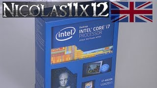 Intel Core i7-4820K Ivy Bridge-E CPU Review