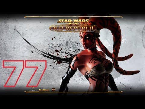 Star Wars: The Old Republic [Sith Warrior] #77 ● Вынужденное сотрудничество
