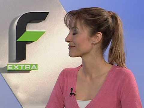 Corinne Waldmeier Best of FUTURA.TV 2008