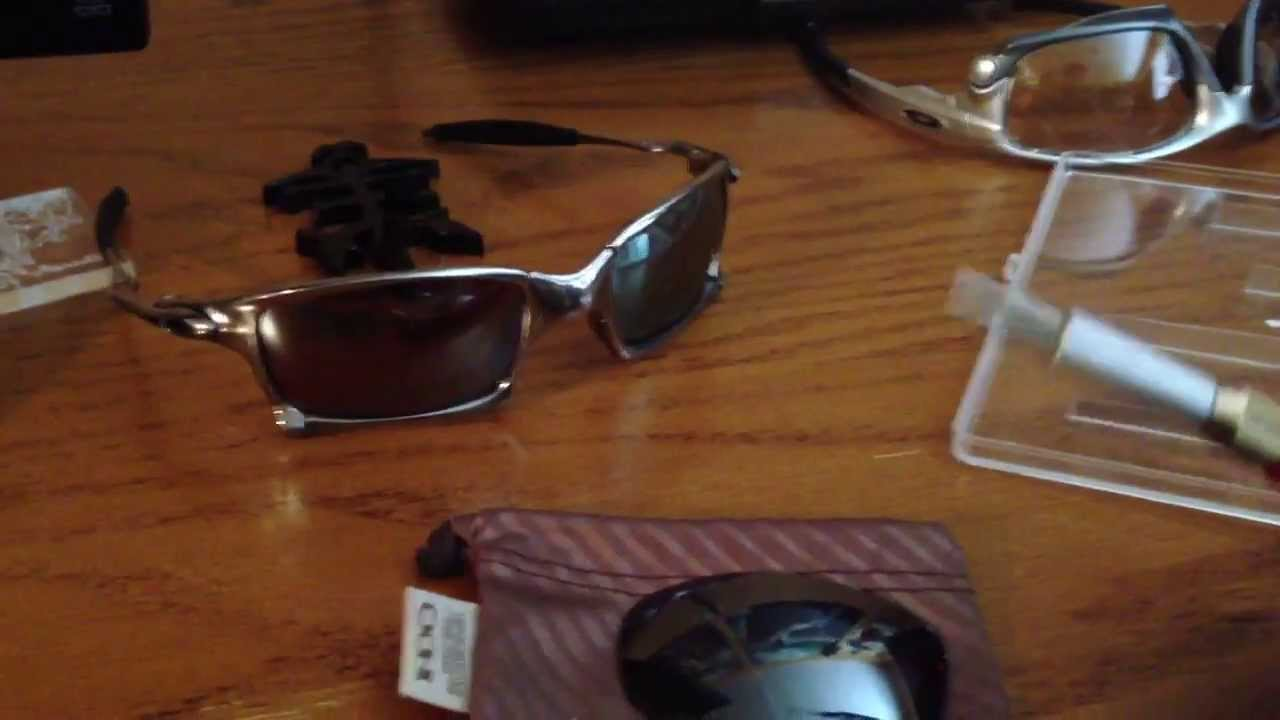 60eea6f43c Oakley X Squared Lenses Removal Guide. - YouTube