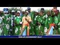 """""""Adeleke Was Dancing Skelewu While Debate Was Going On"""" – Oshiomhole (Pix, Video)"""