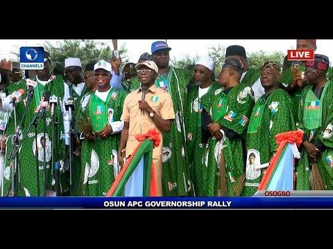 Oshiomhole Mocks Adeleke At APC Mega Rally In Osogbo thumbnail