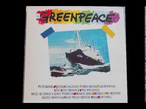 Greenpeace - The Album (1985) (FULL ALBUM)