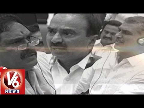 Second day of Telangana Budget session meeting