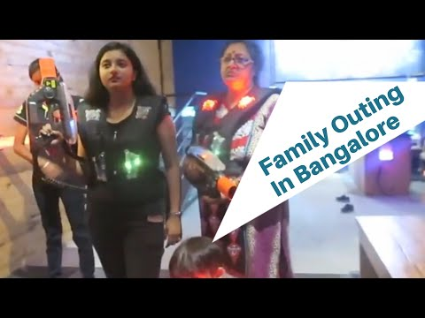 Places to Visit in Bangalore with Family Season 1 Ep 1 |Ezone Torq03|
