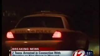 Cops nab 2 suspect in Warwick shooting