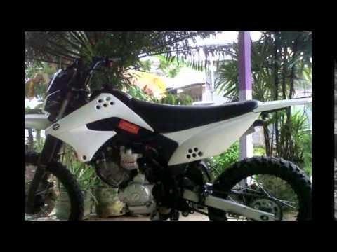 Video Modifikasi Motor Bebek Trail Yamaha Jupiter Mx 150