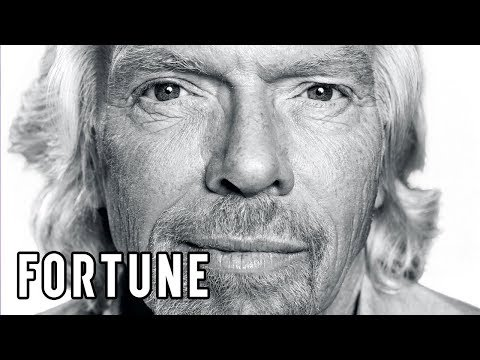 Richard Branson on Elon Musk: 'He will be a formidable competitor' I Fortune