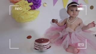 День Рождения 1 год. 1 годик ребенку, ФОТОЗОНА своими руками!