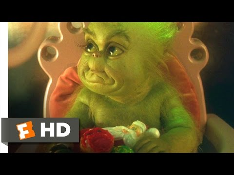 How the Grinch Stole Christmas (2/9) Movie...