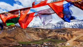 VR/360 Music for Healing Meditation in the Tibet Mountains