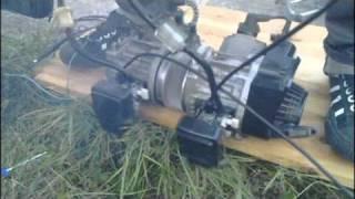 Couplage moteur 50cc