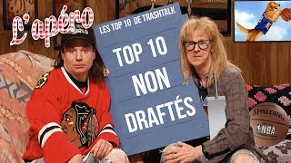 Top 10 meilleurs joueurs non draftés all-time