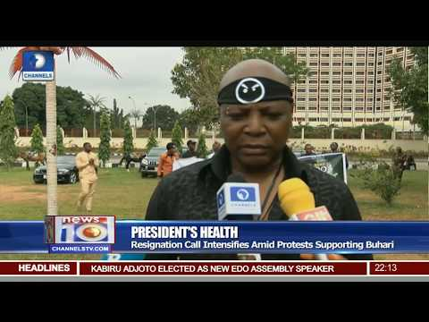 President's Health: Concerned Nigeria Group Scoffs At Media Team Video