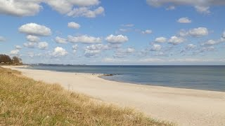 Haffkrug, Germany: Strand (Beach), Ostsee (Baltic Sea) - 4K Video Photo(Video Image 4K Channels: http://www.videoimage4k.com Videobilder Channels: http://www.videobilder.eu Recording date: 04-2015 Camera: Panasonic Lumix ..., 2015-05-05T21:42:27.000Z)