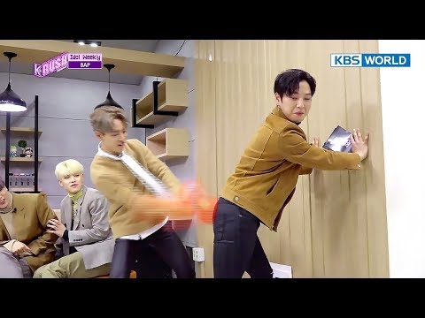 Idol Weekly Interview With B.A.P [KBS World Idol Show K-rush2 / 2017.12.29]