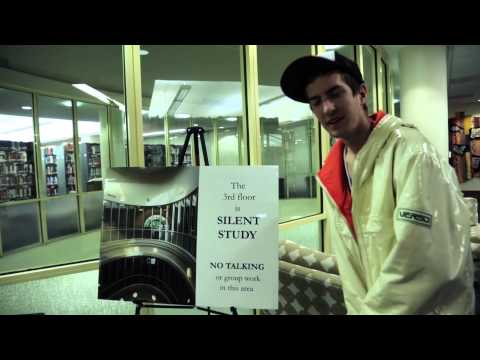 Cribs: Belk Library from YouTube · Duration:  4 minutes 40 seconds