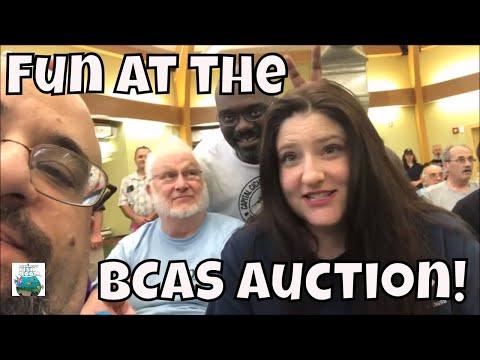 Live Fish Club Auction BCAS Annual Spring Auction
