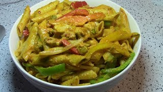 Makarooni Isku Karis oo macaan ah (Delicious Pasta with Cheese) - Ep.53