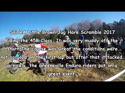 Setra Little Brown Jug Hs 2017